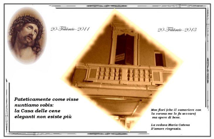 balcone affittasi