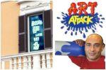balcone art attack