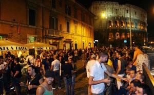 fiaccolata gay street