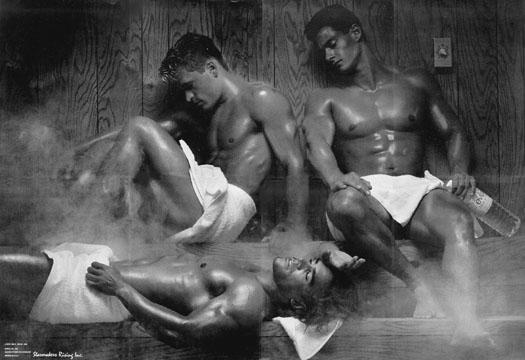 saunagay