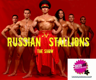 russian male