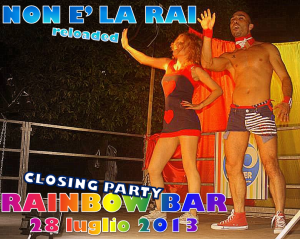 Gay Center - Rainbow Bar