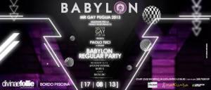Arcigay BAT - Babylon