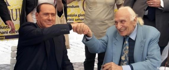 Il Partito radicale e Silvio Berlusconi