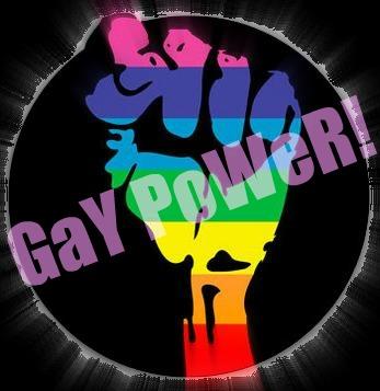 Gay power fist edited