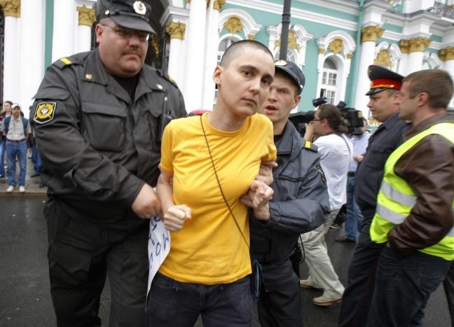 russia violenta