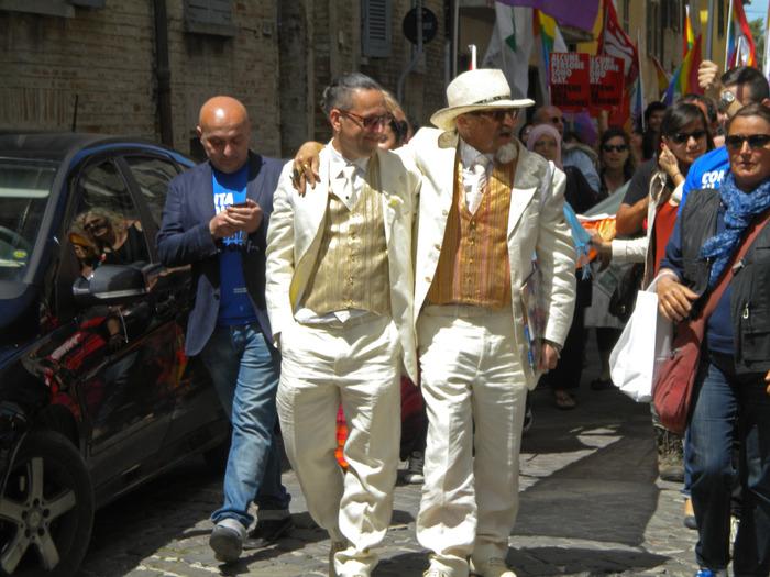 Nozze gay a Fano