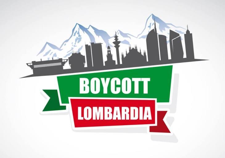 boycott lombardia