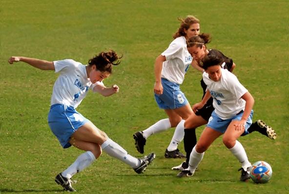 Calcio femminile 5