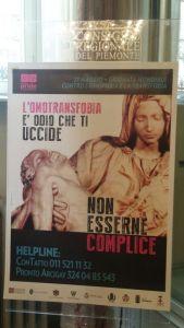 Pietà Michelangelo per campagna antiomofobia, è polemica