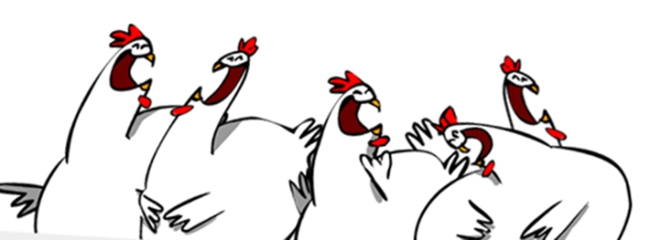 ridere i polli